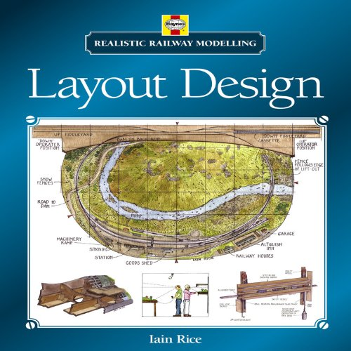 9781844256358: Layout Design (Realistic Railway Modelling)
