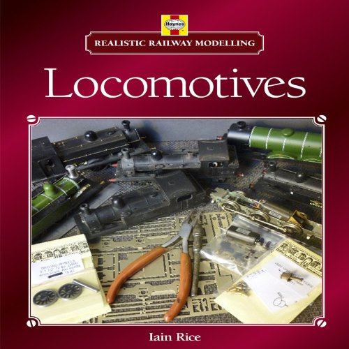 9781844256365: Locomotives (Realistic Railway Modelling)