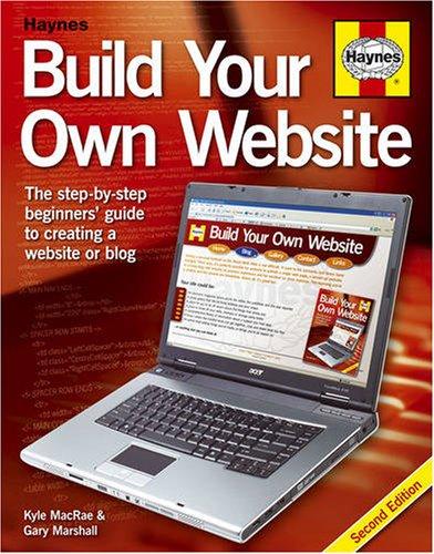 9781844256587: Build Your Own Website
