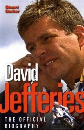 9781844256631: David Jefferies: The Official Biography