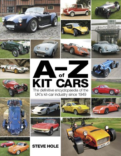 9781844256778: A to Z of Kit Cars