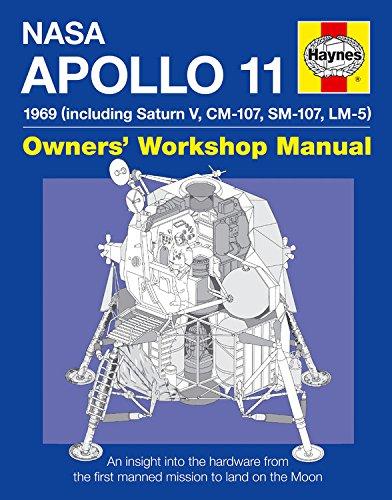 9781844256839: NASA Apollo 11: Owners' Workshop Manual