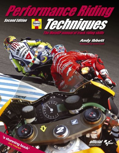 9781844256976: Performance Riding Techniques: The MotoGP Manual of Track Riding Skills