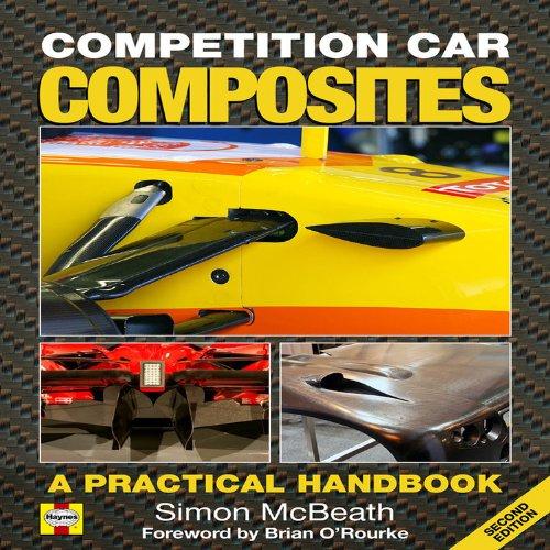 9781844257010: Competition Car Composites: A Practical Handbook