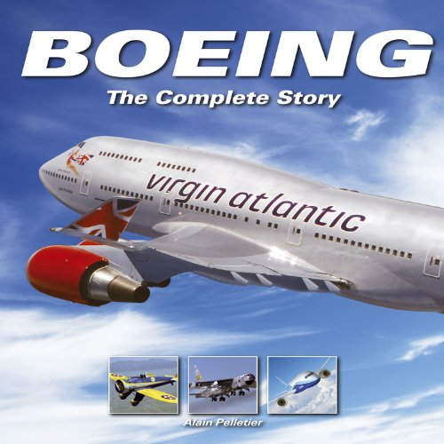 the history of boeing company