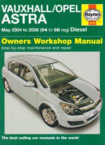 9781844257331: Vauxhall/Opel Astra Diesel (04-08)