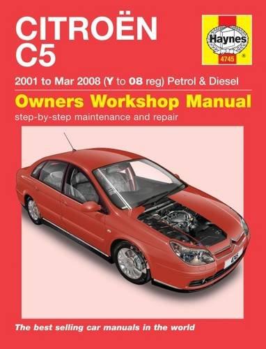 Citroen C5 (Paperback)