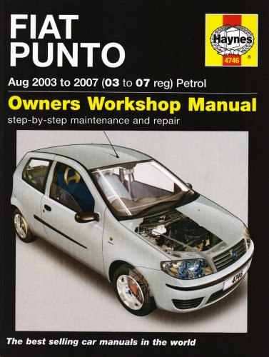 9781844257461: Fiat Punto Petrol (03-07)