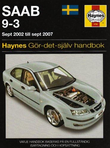 9781844257560: Saab 9-3 (02 - 06)