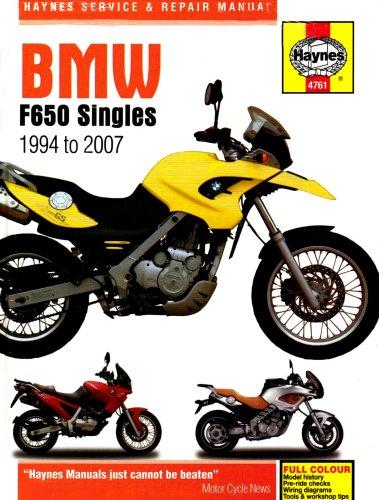 Bmw F650 (94 - 07) (Hardcover): Matthew Coombs