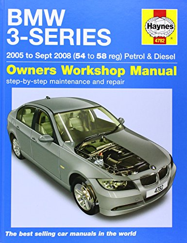 9781844257829: BMW 3-Series Petrol and Diesel Service and Repair Manual: 2005 to 2008 (Haynes Service and Repair Manuals)