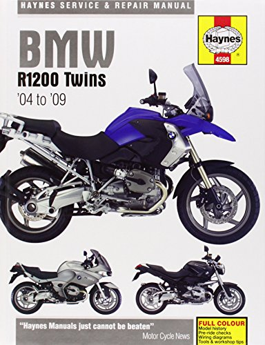 9781844258017: BMW R1200 Twins: '04 to '09