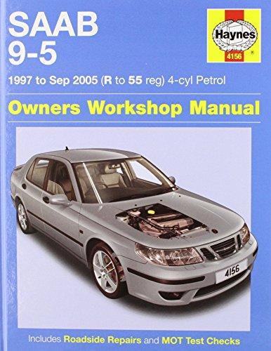 9781844258055: Saab 9-5 97-2005