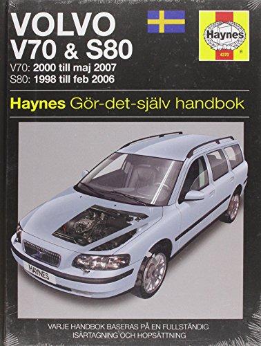 9781844258130: Volvo V70 & S80 1998-2007 (Swedish)
