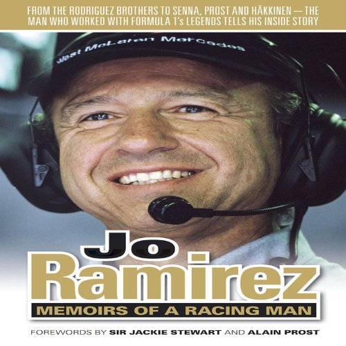 9781844258611: Jo Ramirez: Memoirs of a Racing Man