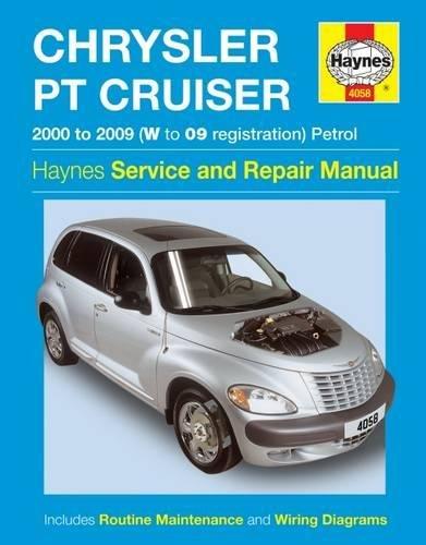 Chrysler PT Cruiser Petrol (Haynes Service and Repair Manuals): Maddox, Robert
