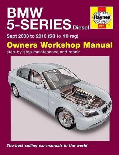 9781844259014: BMW 5-Series Diesel Service and Repair Manual: 2003 to 2010