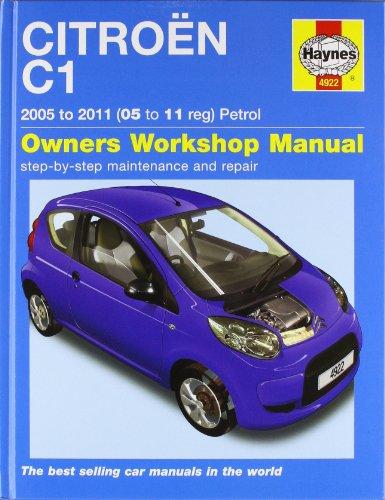 9781844259229 citroen c1 petrol 05 11 haynes repair manual rh abebooks co uk Electrical Manuals Net Electrical Manuals BBC