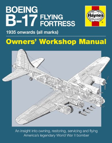 9781844259328: Boeing B-17 Flying Fortress Manual: 1935 Onwards