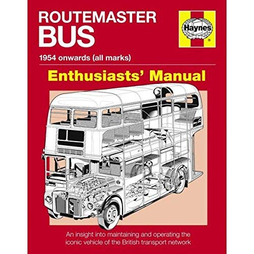 9781844259380: Routemaster Bus: 1954 Onwards (All Marks) (Owners' Workshop Manual)