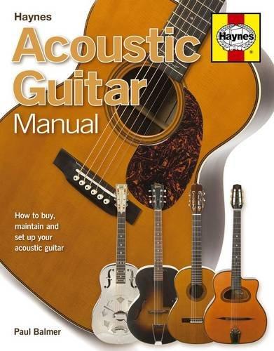 9781844259632: Acoustic Guitar Manual