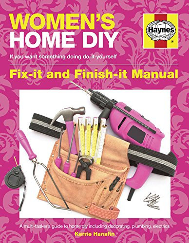 9781844259731: Women's Home DIY: Covers All Rooms and All Projects (Owners' Workshop Manual)