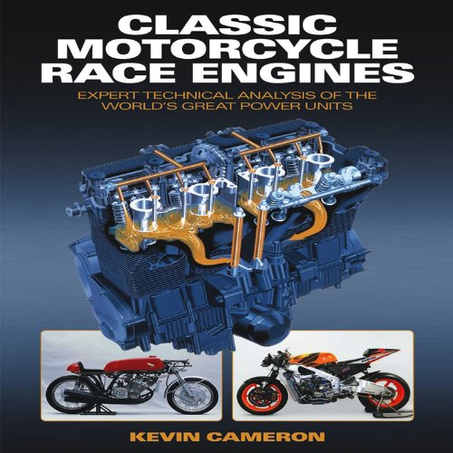 9781844259946: Classic Motorcycle Race Engines: Expert Technical Analysis of the World's Great Power Units