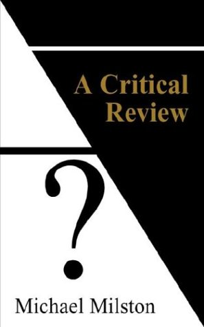 9781844262151: A Critical Review