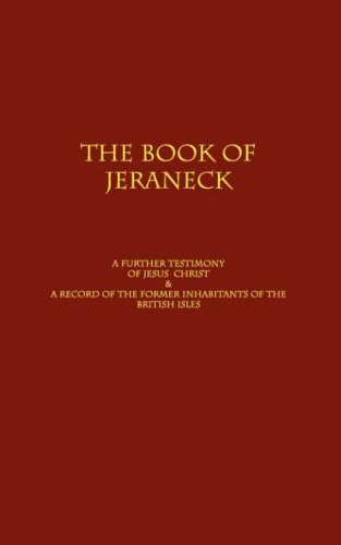 9781844264803: The Book of Jeraneck