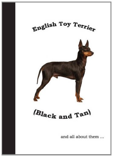 English Toy Terrier: Black and Tan (1844265447) by Wilson, Roy