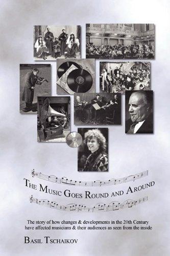 9781844266470: The Music Goes Round and Around