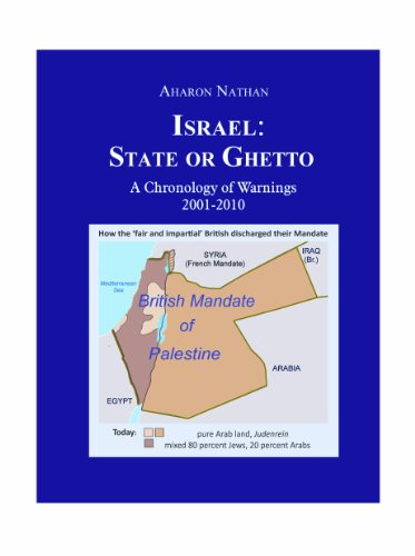 9781844268023: Israel: State or Ghetto