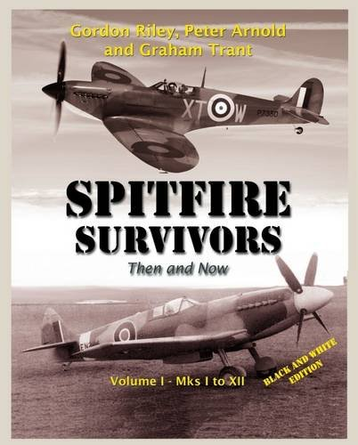 9781844268870: Spitfire Survivors - Then and Now