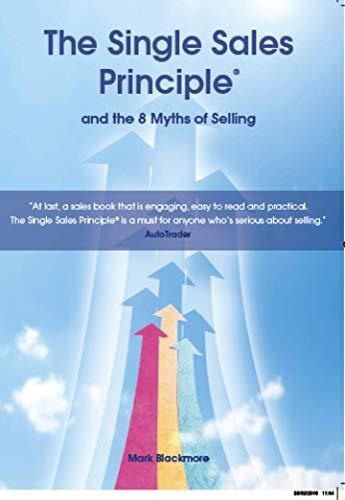 The Single Sales Principle: Mark Blackmore