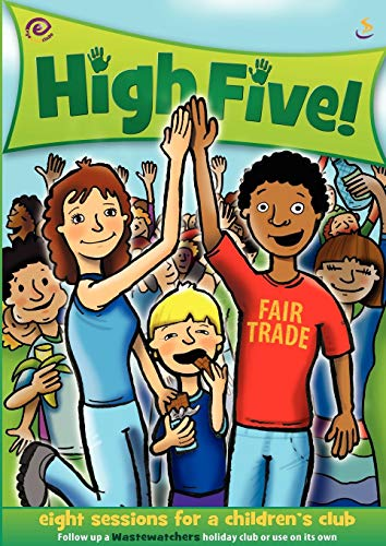 9781844272518: Holiday Clubs: High Five: Eight Sessions for a Children's Club (Eye Level Midweek Club)