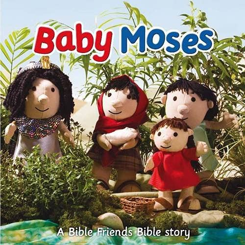 9781844272938: Baby Moses (Bible Friends) (Big Bible Storybook)
