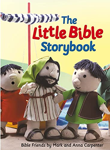 The Little Bible Storybook (The Bible storybook range): Barfield, Maggie