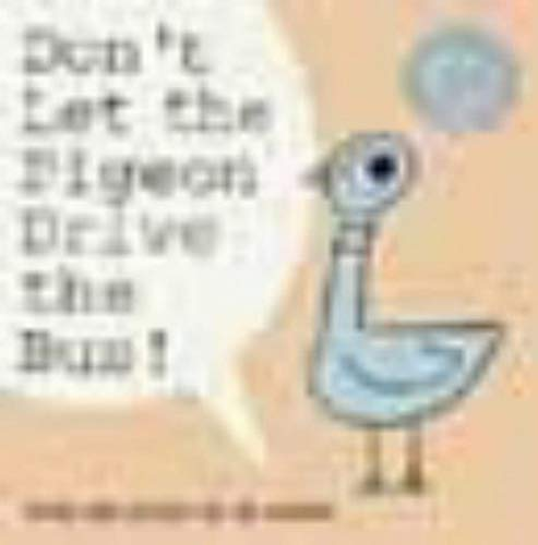 9781844280131: Don't Let the Pigeon Drive the Bus!
