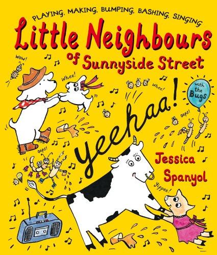 9781844280247: Little Neighbours Of Sunnyside Street