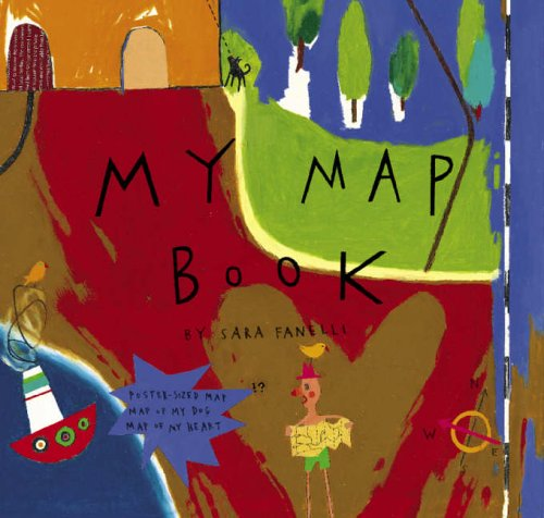 9781844280308: My Map Book