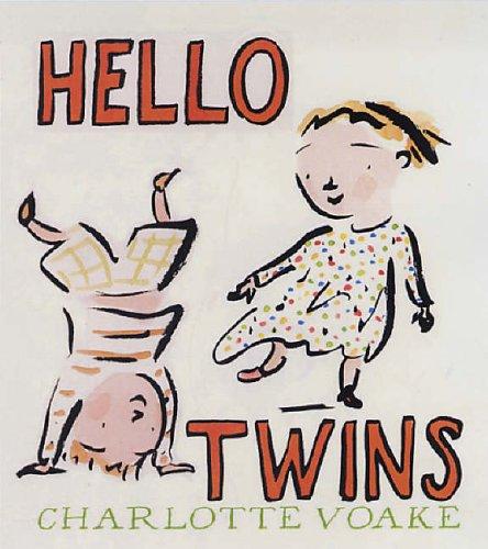 9781844280469: Hello Twins