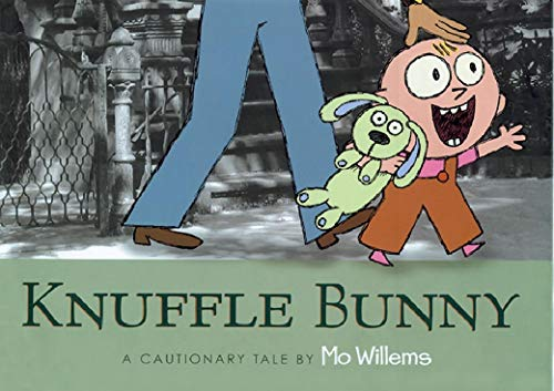 9781844280599: Knuffle Bunny: A Cautionary Tale