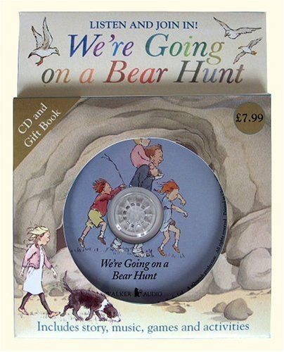 9781844280841: We're Going On A Bear Hunt + Cd