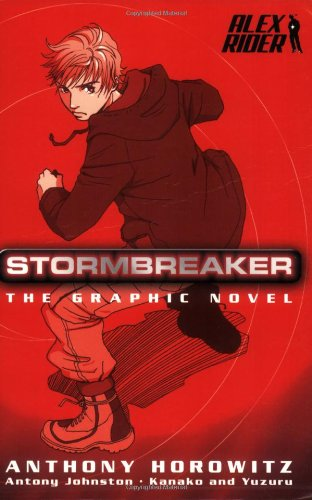 Stormbreaker (Stormbreaker the Movie) Graphic Novel