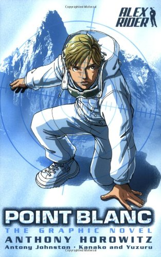 9781844281121: Point Blanc Graphic Novel (Alex Rider)