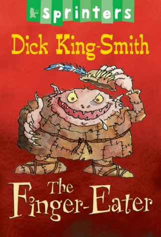 The Finger-Eater (Sprinters): King-Smith, Dick