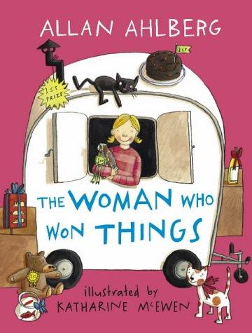 9781844281305: Woman Who Won Things