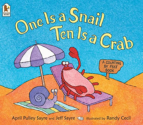 9781844281640: One is a Snail, Ten is a Crab