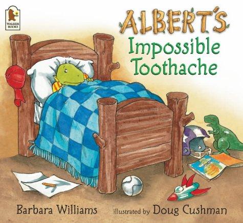 9781844281657: Albert's Impossible Toothache