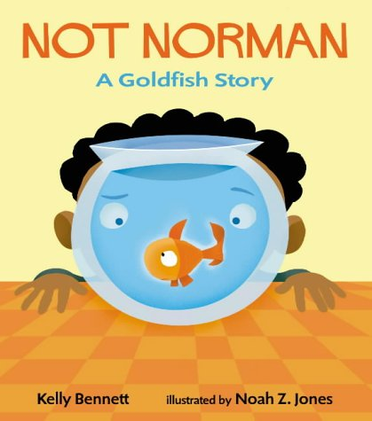 9781844282883: Not Norman: A Goldfish Story: 1